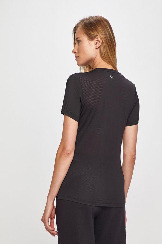 Calvin Klein - Tričko  1. látka: 16% Elastan, 84% Polyester 2. látka: 10% Elastan, 90% Polyester