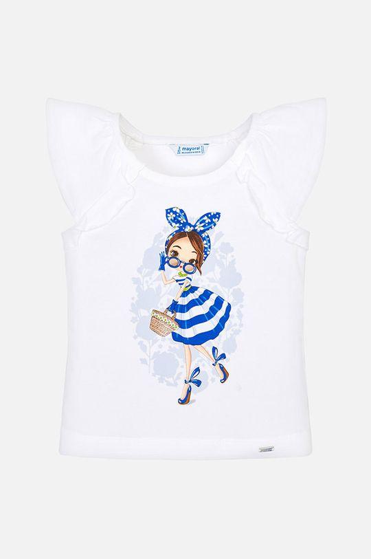 albastru Mayoral - Top copii 92-134 cm De fete