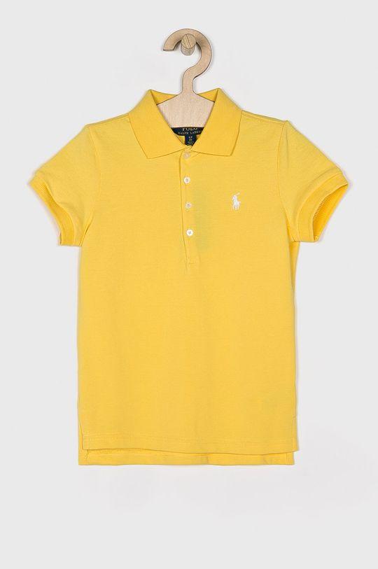sárga Polo Ralph Lauren - Felső 128-176 cm Lány