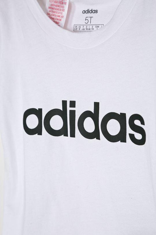 adidas Performance - Dětský top 110-170 cm 100% Bavlna