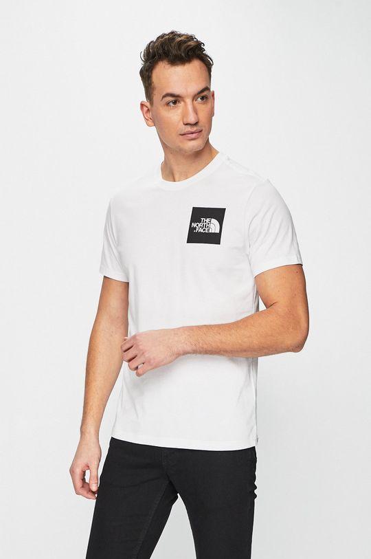 biela The North Face - Pánske tričko Pánsky