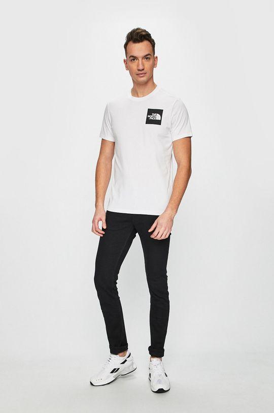 The North Face - Pánske tričko biela