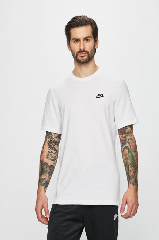 biały Nike Sportswear - T-shirt