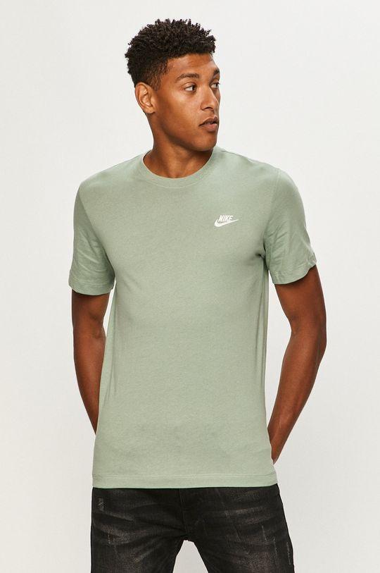 verde pal Nike Sportswear - Tricou De bărbați