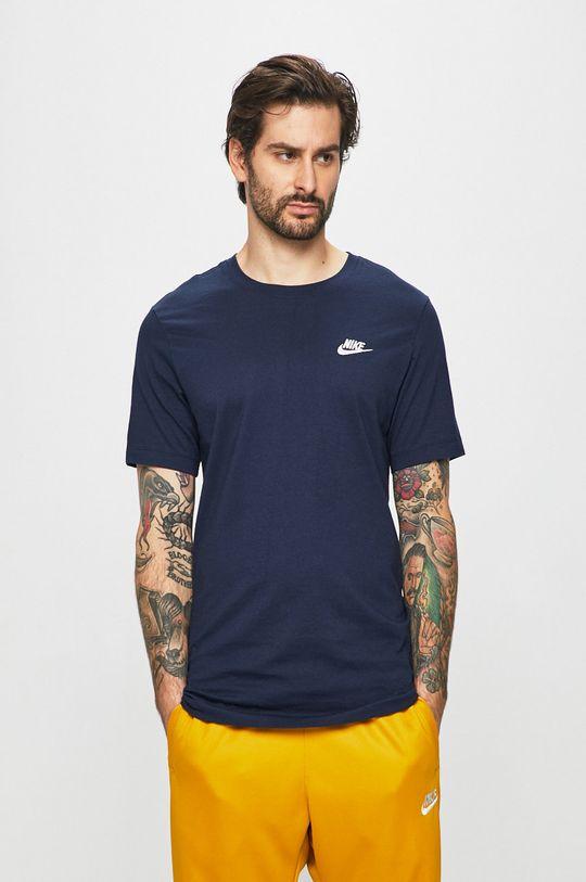 námořnická modř Nike Sportswear - Tričko Pánský