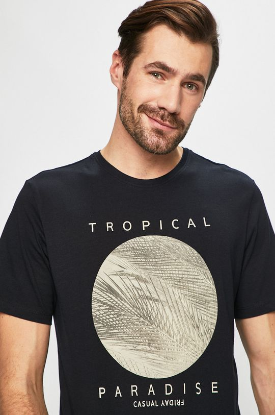 negru Casual Friday - Tricou