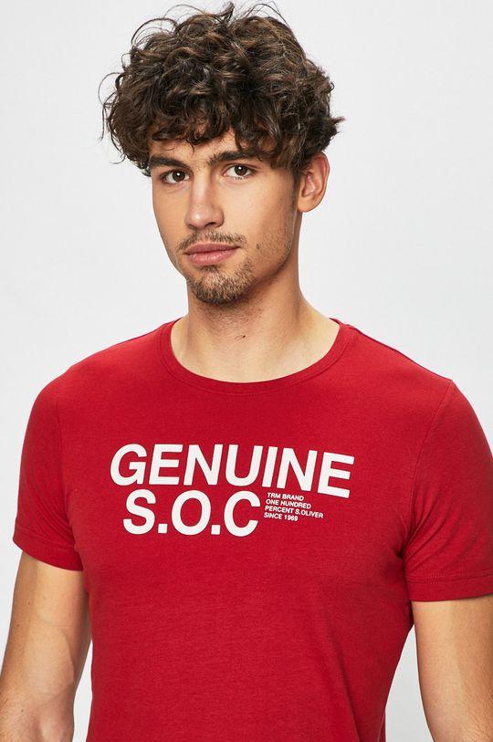 s. Oliver - Pánske tričko Pánsky