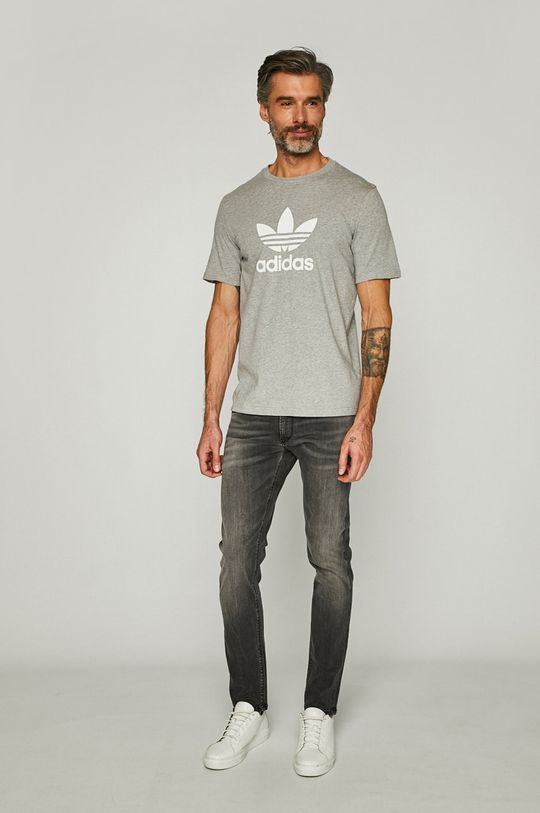 adidas Originals - Tričko šedá