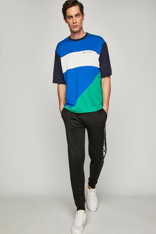 Tommy Sport - Tricou albastru