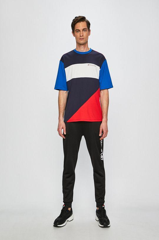 Tommy Sport - Tricou bleumarin