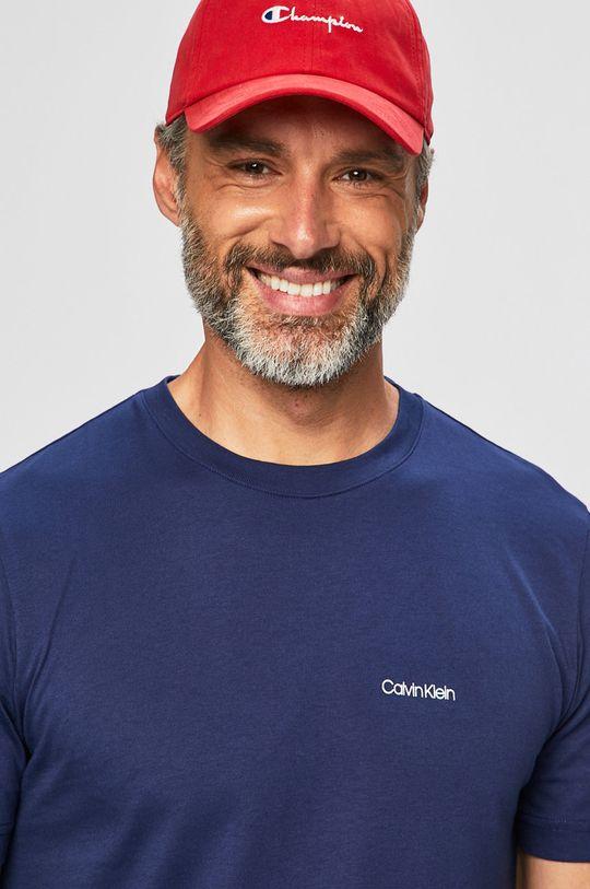 Calvin Klein - Tričko námořnická modř
