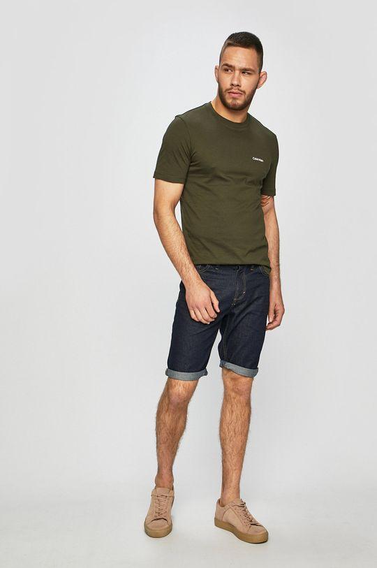Calvin Klein - Tričko zelená