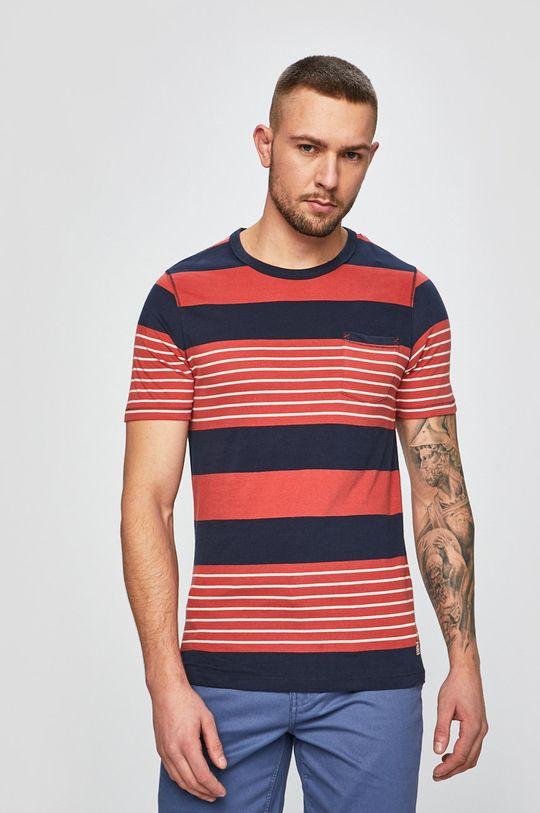 námořnická modř Premium by Jack&Jones - Tričko Pánský