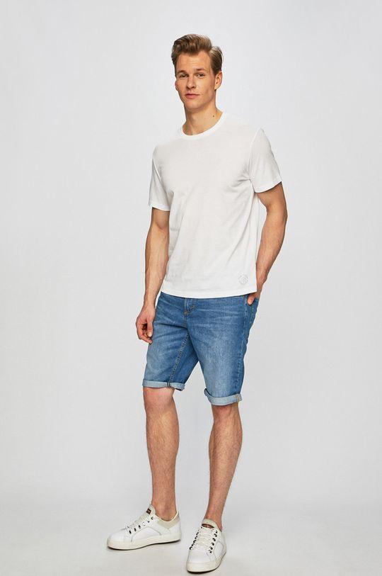 Tom Tailor Denim - Tričko (2-Pack) bílá