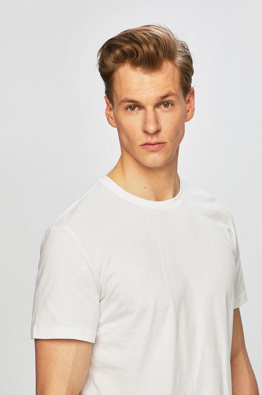 bílá Tom Tailor Denim - Tričko (2-Pack)