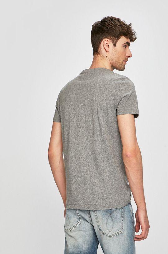šedá Calvin Klein Jeans - Tričko