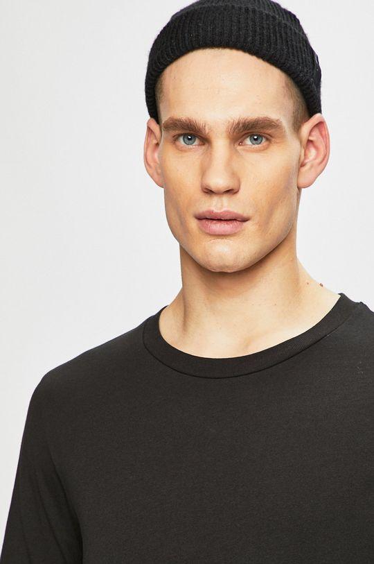 čierna Produkt by Jack & Jones - Pánske tričko