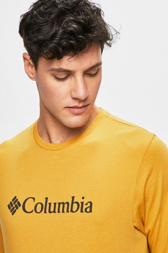 mustar Columbia - Tricou