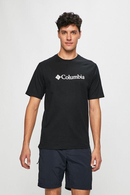 negru Columbia - Tricou De bărbați