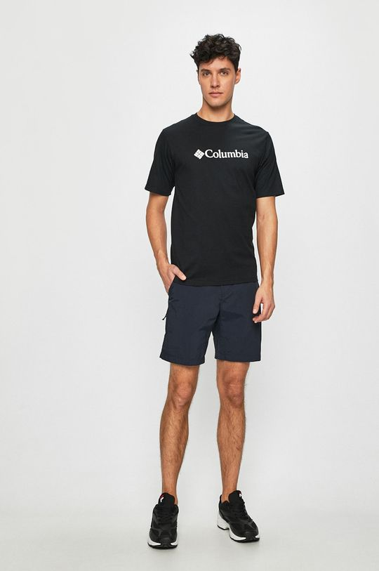 Columbia - Tricou negru