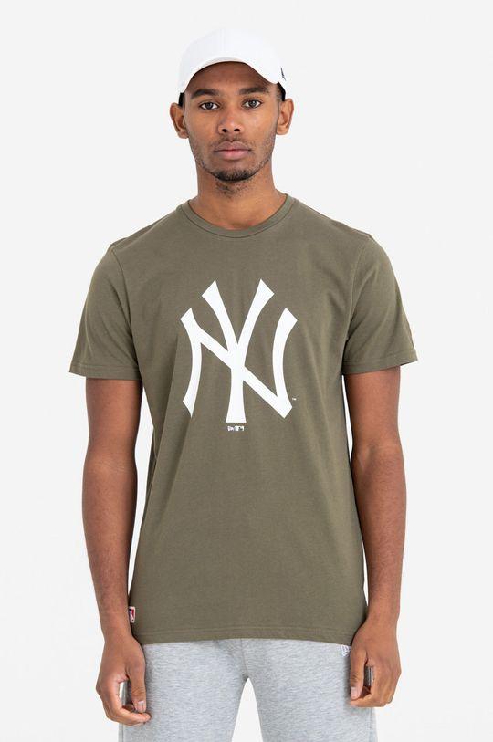 zelená New Era - Tričko Pánský