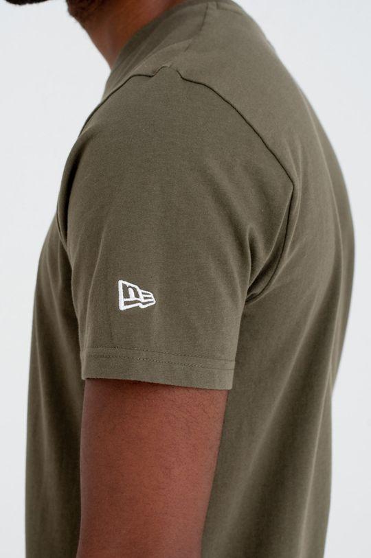 New Era - Tričko zelená