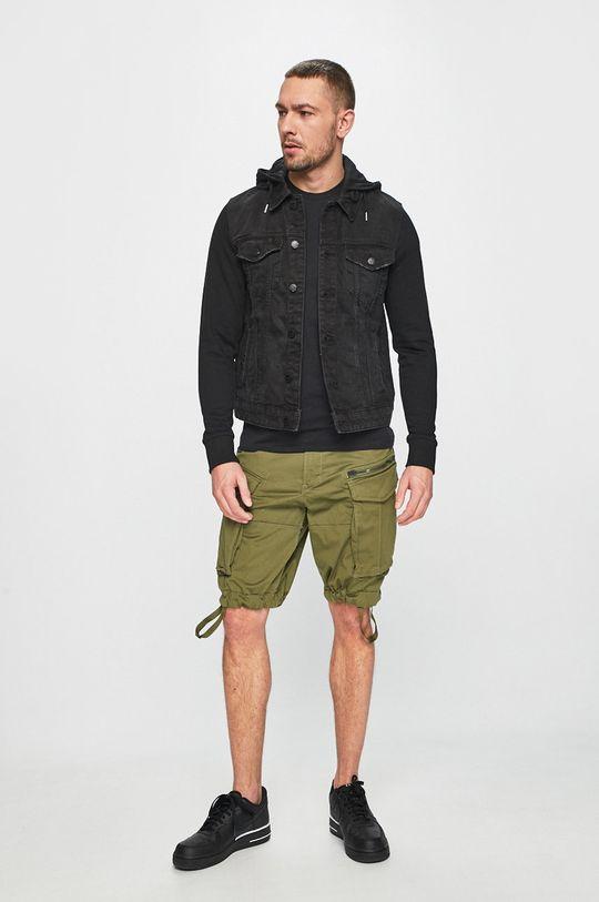Wrangler - Tricou negru