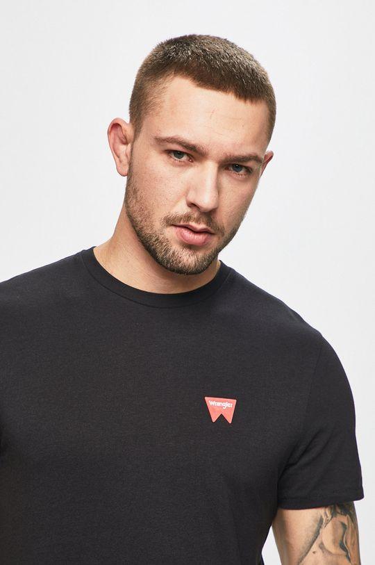 negru Wrangler - Tricou