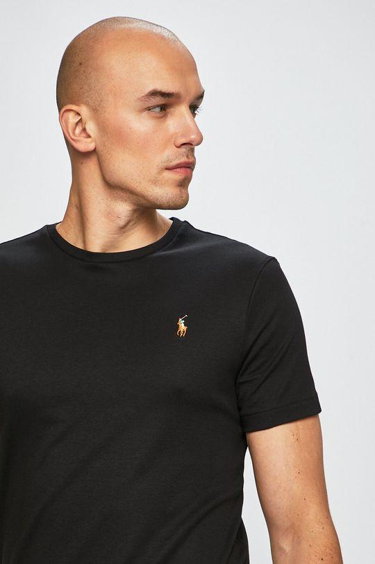 czarny Polo Ralph Lauren - T-shirt