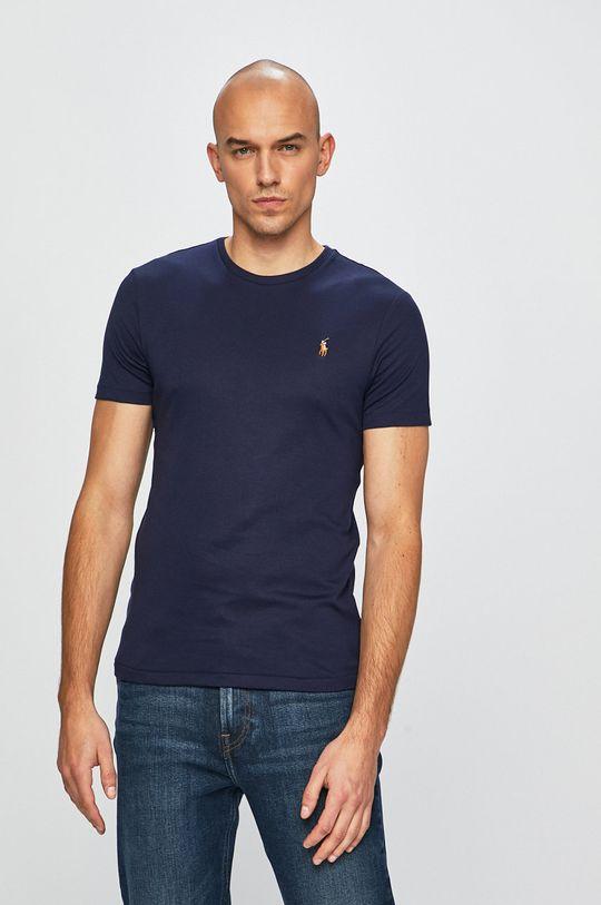 tmavomodrá Polo Ralph Lauren - Pánske tričko