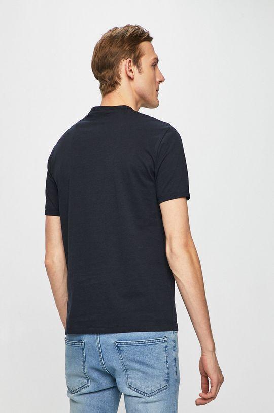 tmavomodrá Armani Exchange - Pánske tričko