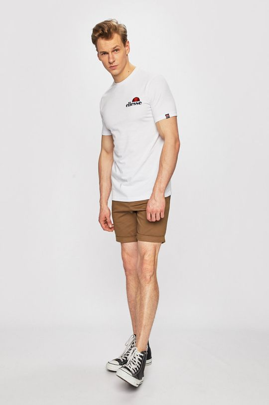 Ellesse - T-shirt biały