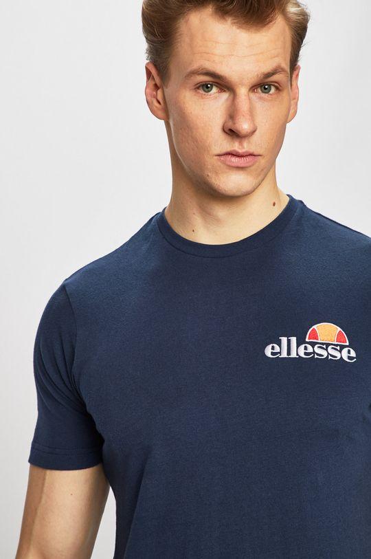 granatowy Ellesse - T-shirt
