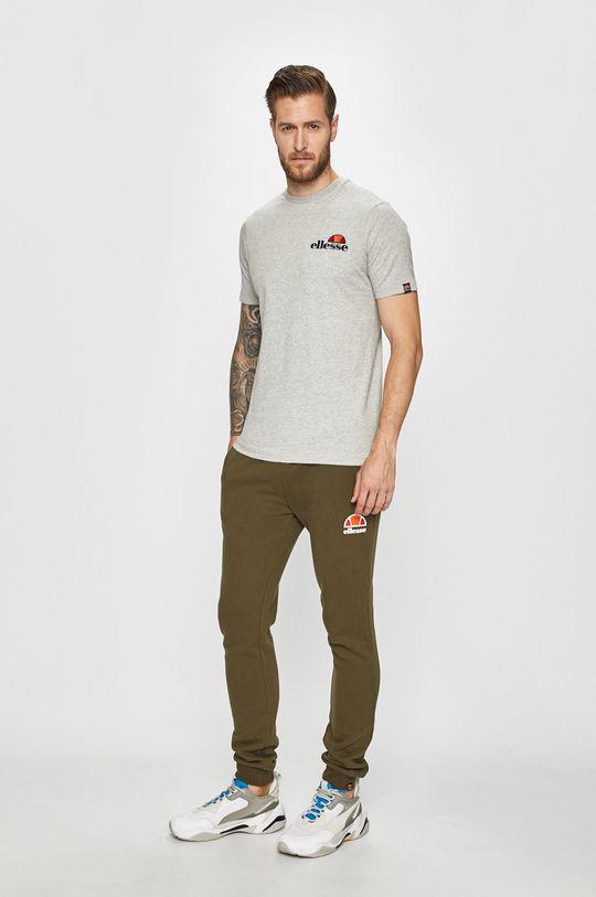 Ellesse - T-shirt szary