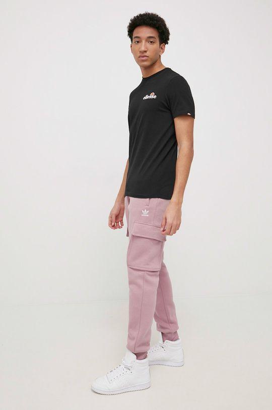 Ellesse - T-shirt czarny