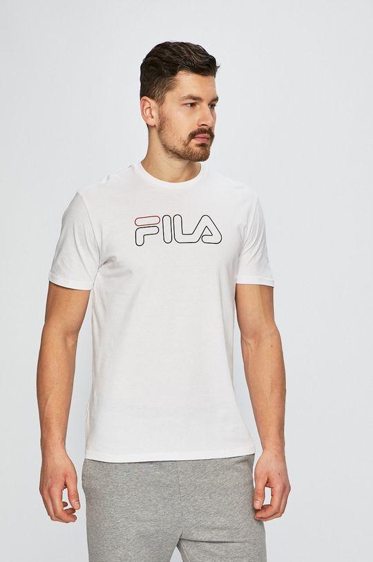 biela Fila - Pánske tričko Pánsky