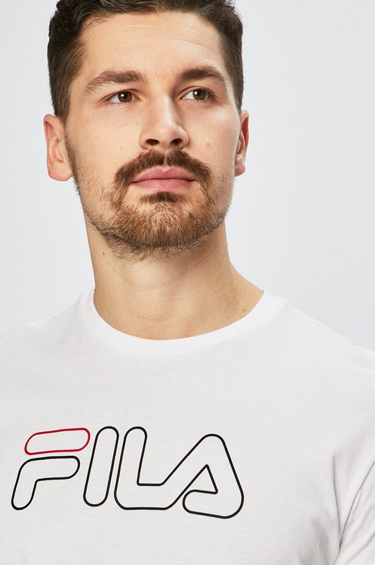 biela Fila - Pánske tričko