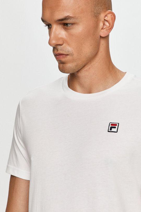 bílá Fila - Tričko