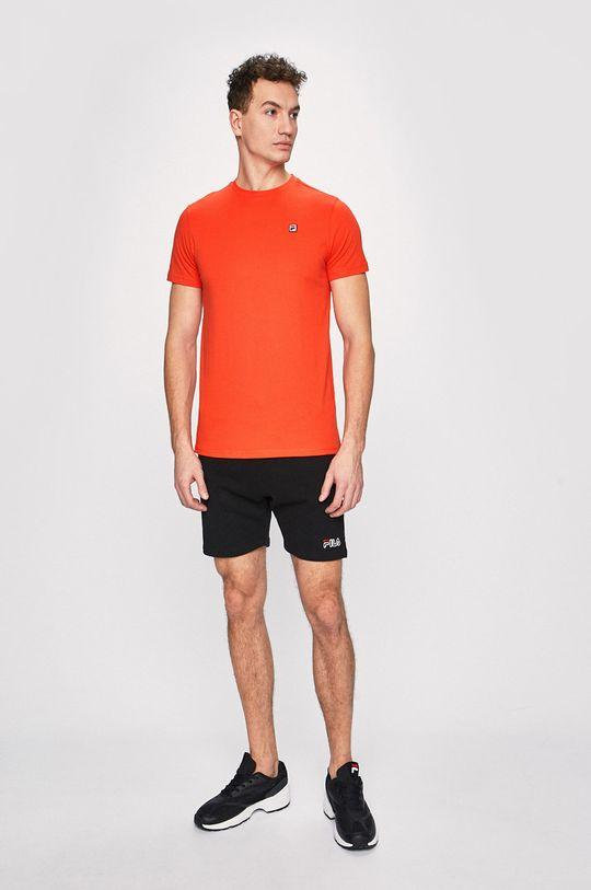Fila - T-shirt brzoskwiniowy