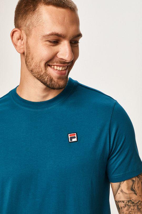 ocelová modrá Fila - Tričko