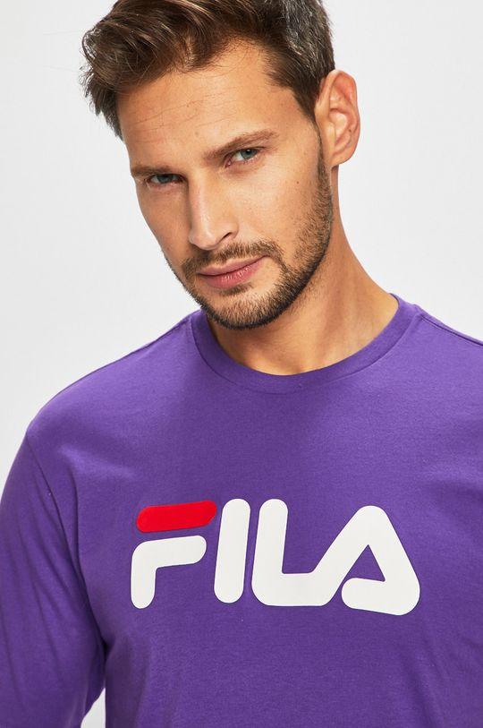 fialová Fila - Pánske tričko