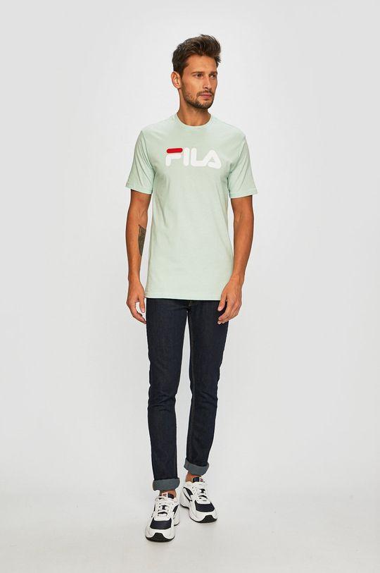 Fila - Pánske tričko mätová