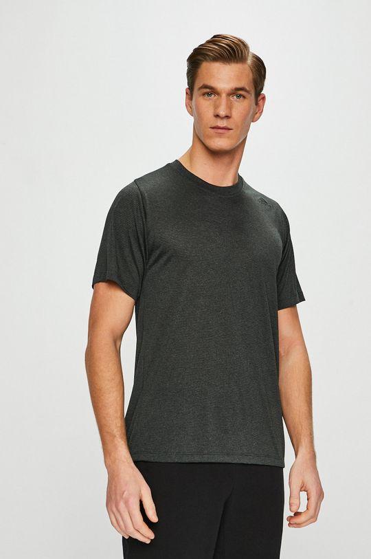 šedá adidas Performance - Tričko