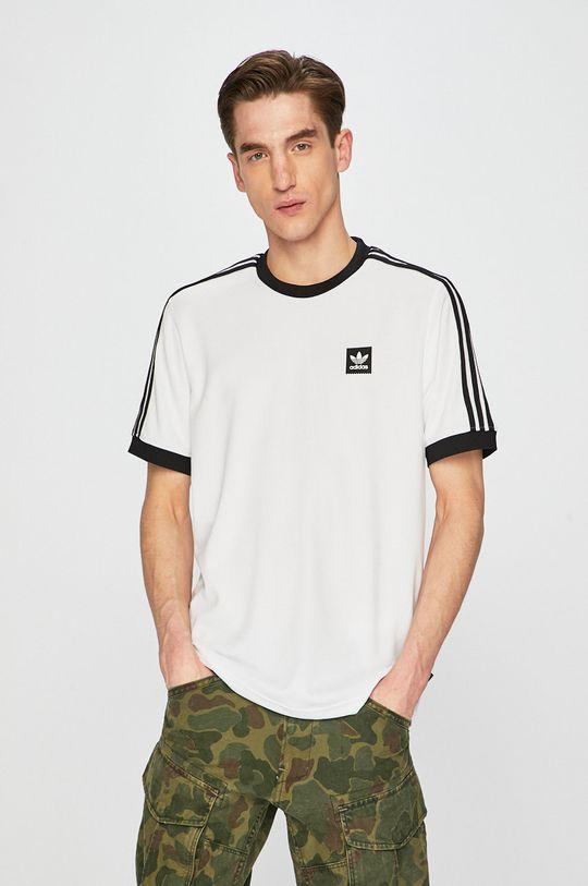 fehér adidas Performance - T-shirt Férfi