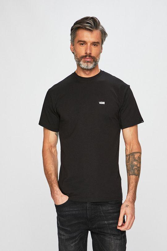 čierna Vans - Pánske tričko Pánsky