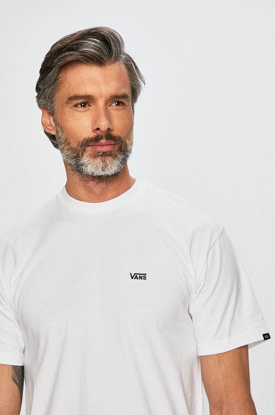biela Vans - Pánske tričko Pánsky