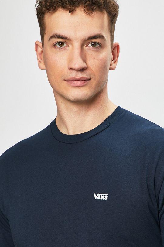 tmavomodrá Vans - Pánske tričko