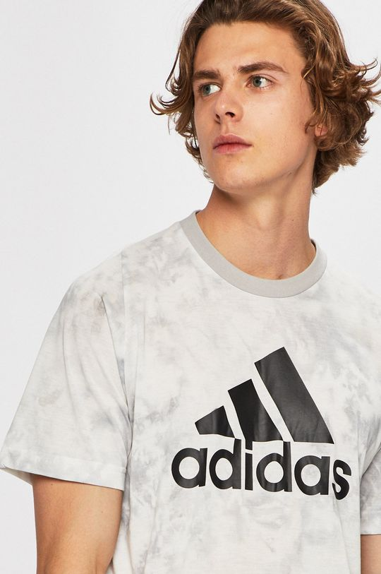 bílá adidas Performance - Tričko