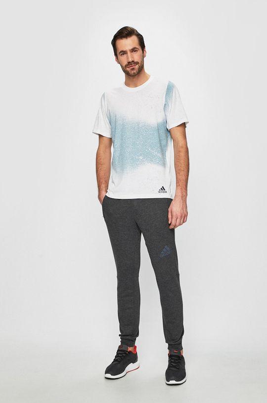 adidas Performance - Tričko  3% Elastan, 97% Polyester