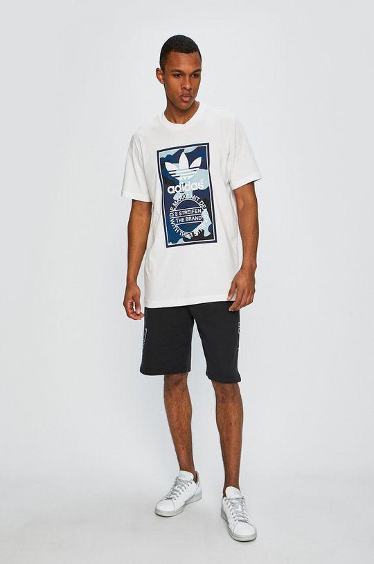 adidas Originals - Pánske tričko biela
